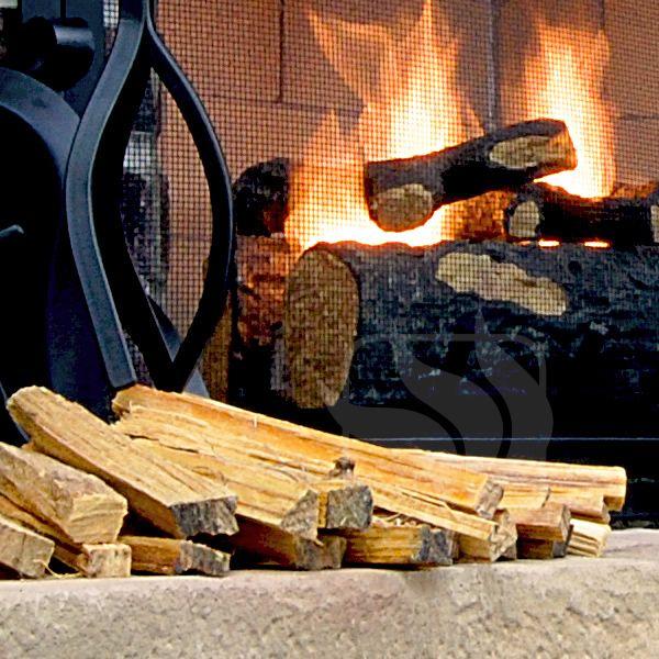 Fatwood Easy Fire Starter - 50lb image number 3