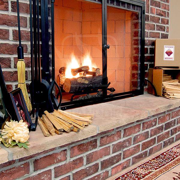 Fatwood Easy Fire Starter - 50lb image number 4