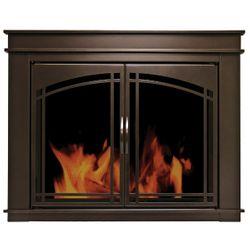 Farnworth Fireplace Glass Door