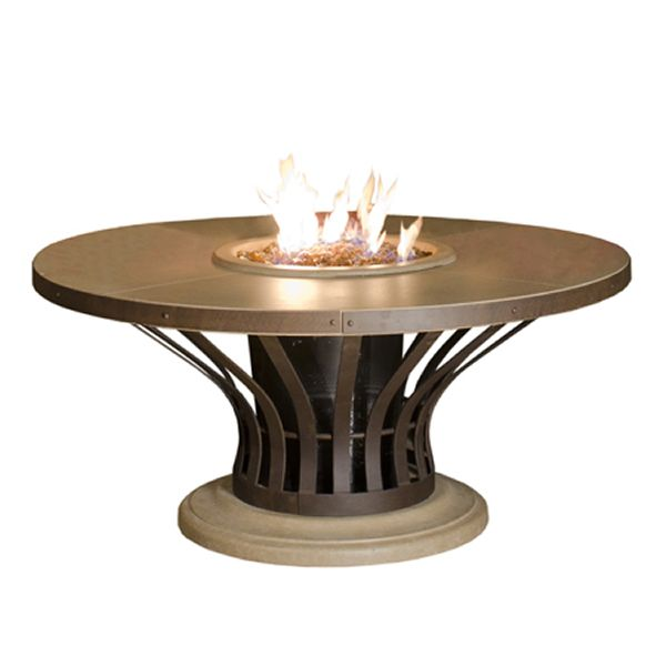 Fiesta Gas Fire Pit Table image number 1