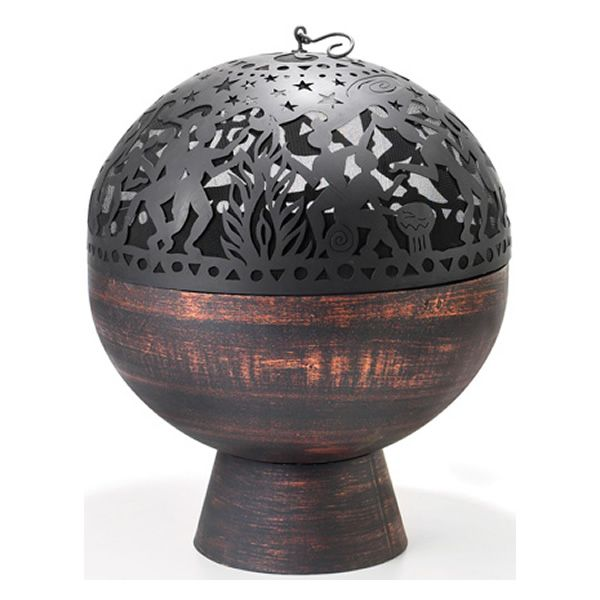 """Fire Bowl with Full Moon Party Fire Dome - 26"""" image number 1"""
