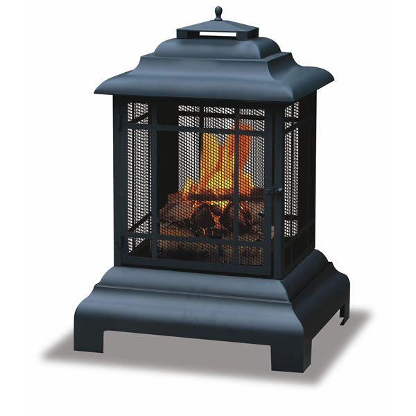 Fire House - Black image number 0