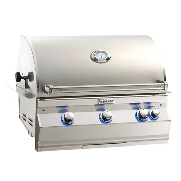 Fire Magic Aurora A540i Built-In Gas Grill image number 0