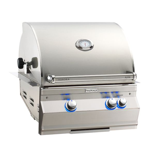 Fire Magic Aurora A530i Built-In Gas Grill image number 0
