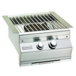 Fire Magic Built-in Power Burner with Stainless Steel Grid