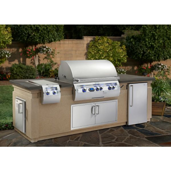 Fire Magic Deluxe Grill Island - 9' image number 1