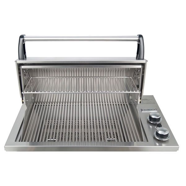 Fire Magic Deluxe Gourmet Built-In Countertop Gas Grill image number 1