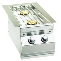 Fire Magic Double Sided Built-In Burner