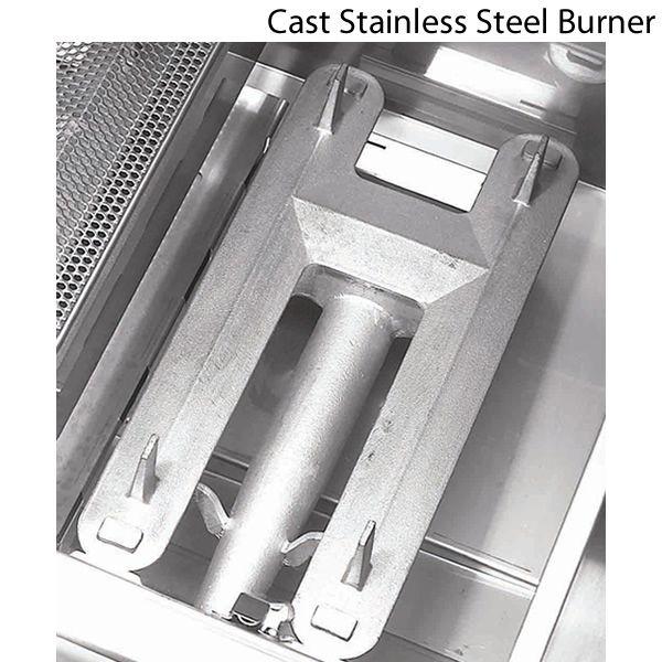 Fire Magic Echelon Diamond E1060s Cart Mount Gas Grill - Single Side Burner image number 2