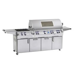 Fire Magic Echelon Diamond E1060s Cart Mount Gas Grill - Single Side Burner