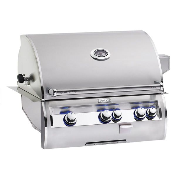 Fire Magic Echelon Diamond E660 Analog Built-In Gas Grill image number 0