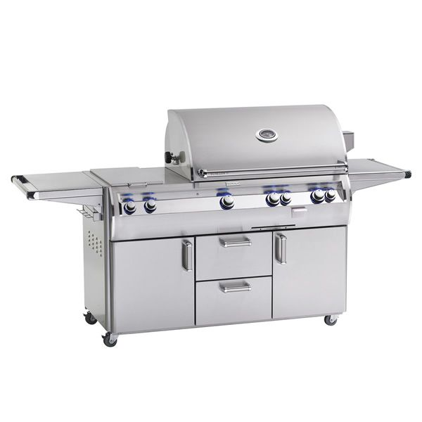 Fire Magic Echelon Diamond E660 Analog Gas Grill - Double Side Burner image number 0