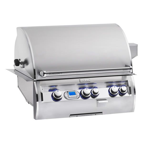 Fire Magic Echelon Diamond E660i Built-In Gas Grill image number 0