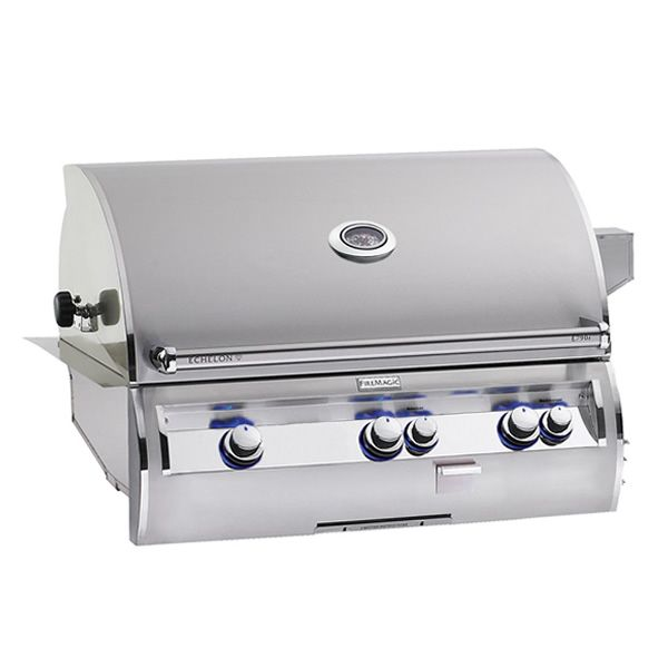 Fire Magic Echelon Diamond E790 Analog Built-In Gas Grill image number 0