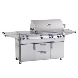 Fire Magic Echelon Diamond E790 Analog Gas Grill - Double Side Burner