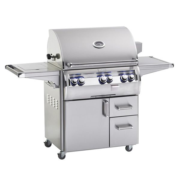 Fire Magic Echelon Diamond E790 Analog Gas Grill - Single Side Burner image number 0