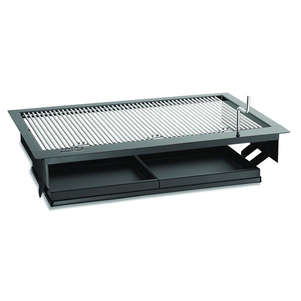 "Fire Magic Legacy Countertop Firemaster Charcoal Grill - 23"" image number 0"