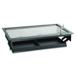 """Fire Magic Legacy Countertop Firemaster Charcoal Grill - 24"""""""