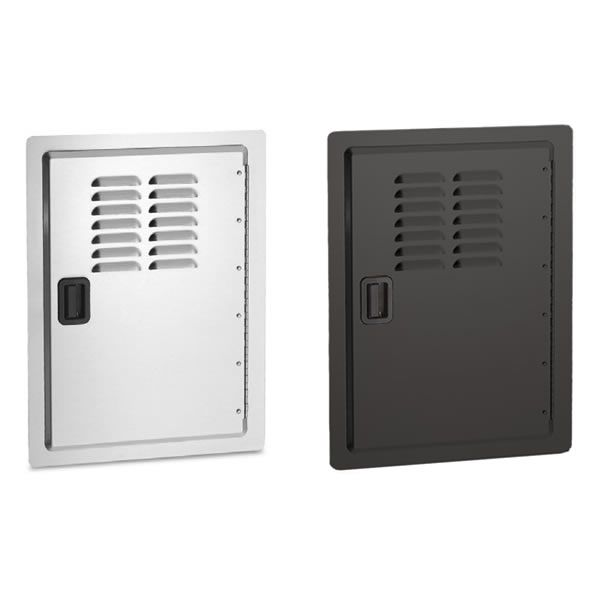 Fire Magic Legacy Single Access Door with Louvers image number 0