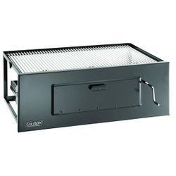 Fire Magic Legacy Slide-In Charcoal Grill - Lift A - 30""