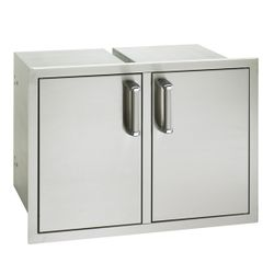Fire Magic Premium Double Doors with Dual Drawers