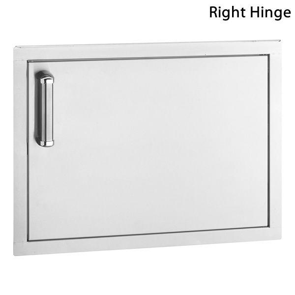 """Fire Magic Premium Single Access Door - 17.5"""" image number 0"""