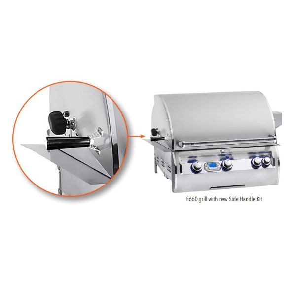 Fire Magic Echelon Diamond E790 Analog Gas Grill - Single Side Burner image number 6