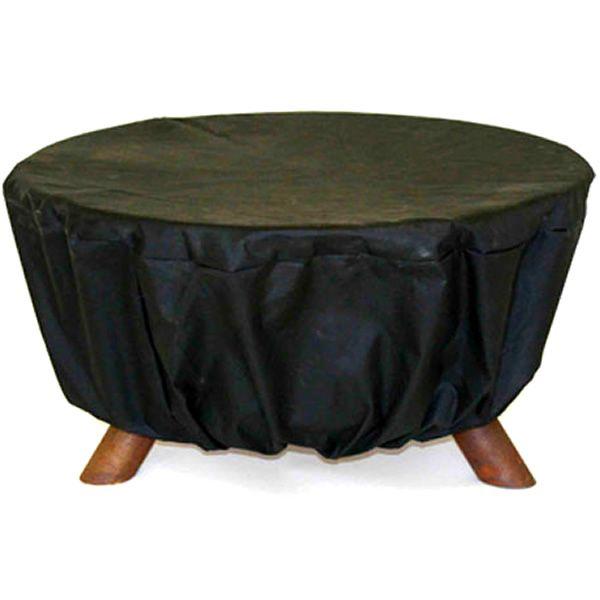 Fire Pit Cover - Black image number 0