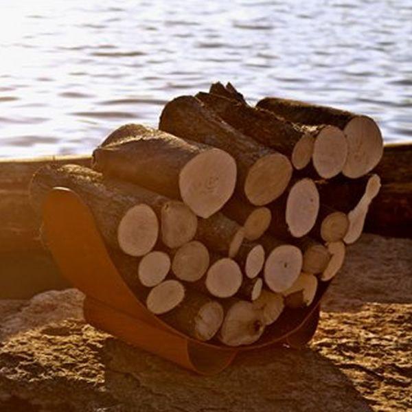 Fire Pit Art Haven Firewood Rack image number 5