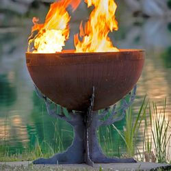 Fire Pit Gallery Druids Dream Fire Pit