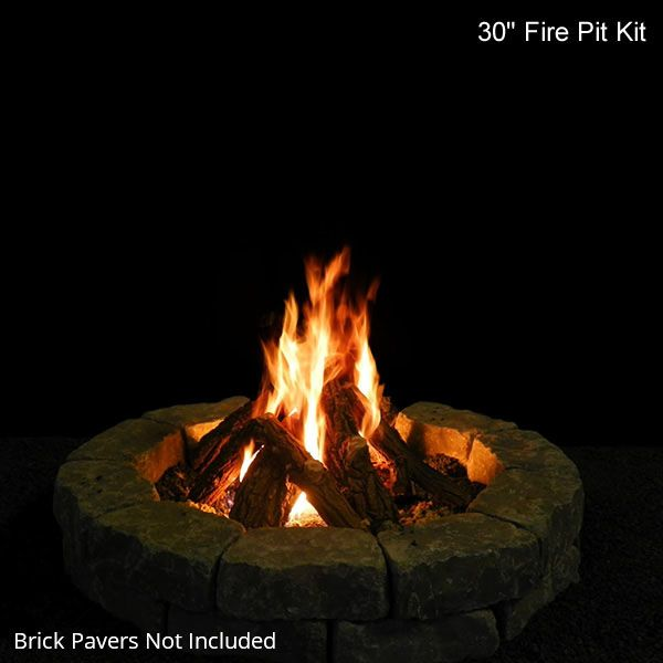 Fire Pit Gas Log Set image number 1