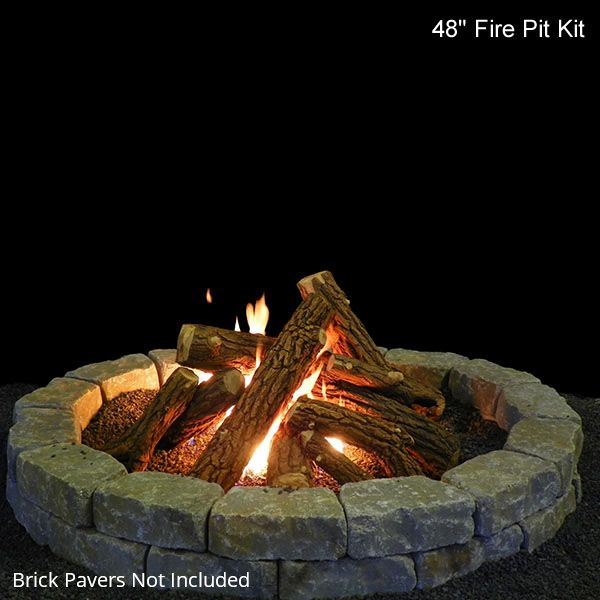 Fire Pit Gas Log Set image number 4