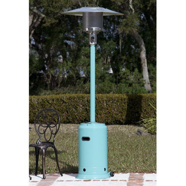 Fire Sense Aqua Blue Patio Heater image number 1