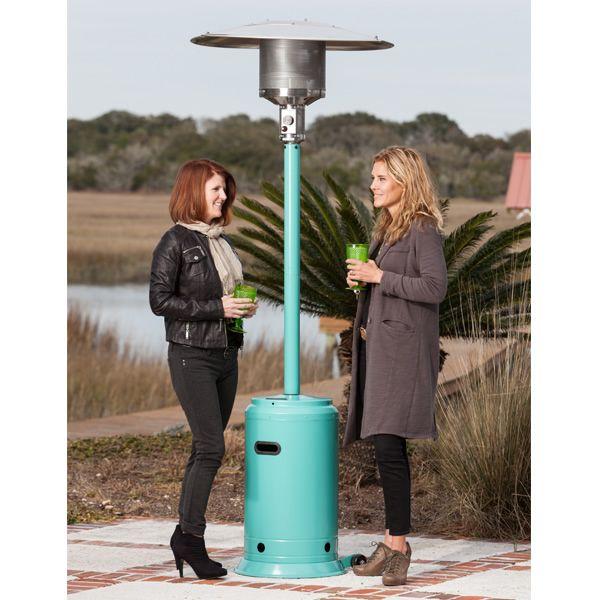Fire Sense Aqua Blue Patio Heater image number 3