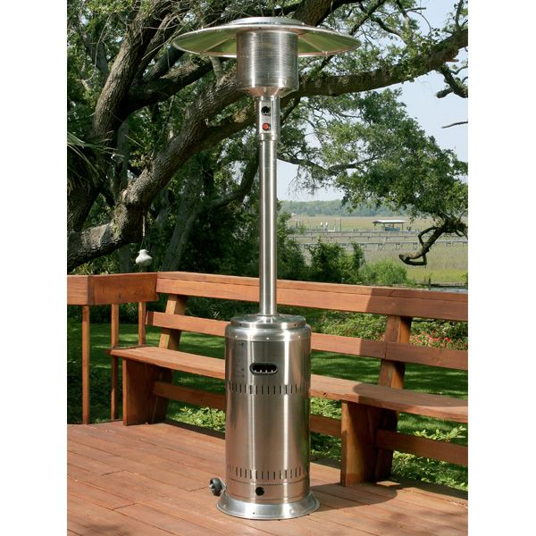 Fire Sense Commercial Round Patio Heater image number 1