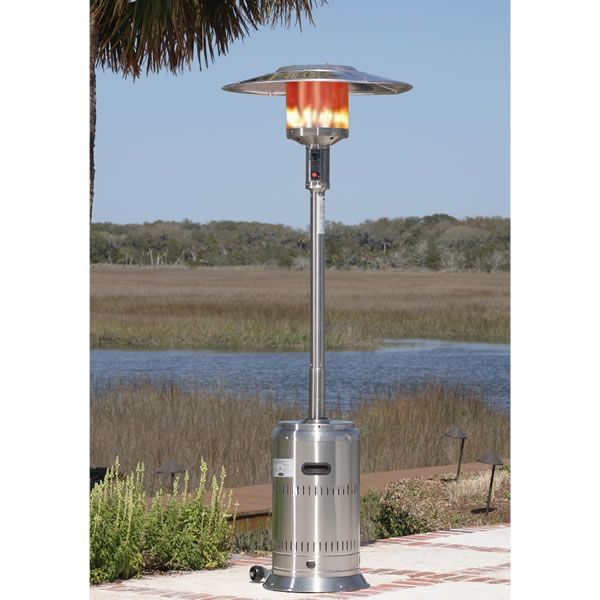 Fire Sense Commercial Round Patio Heater image number 2