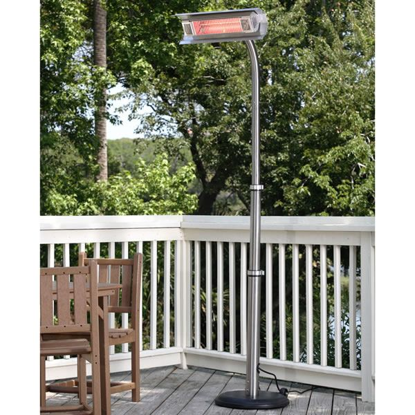 Fire Sense Pole Mounted Infrared Patio Heater image number 1