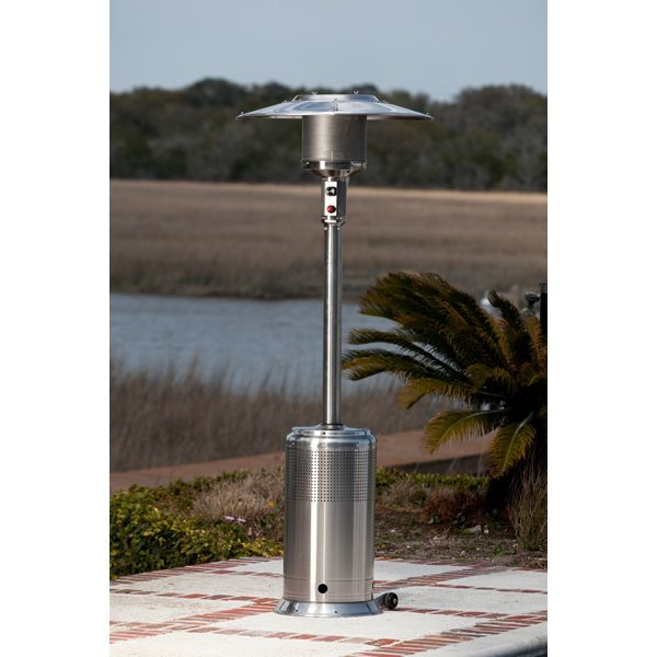 Fire Sense Stainless Steel Pro Series Patio Heater image number 1