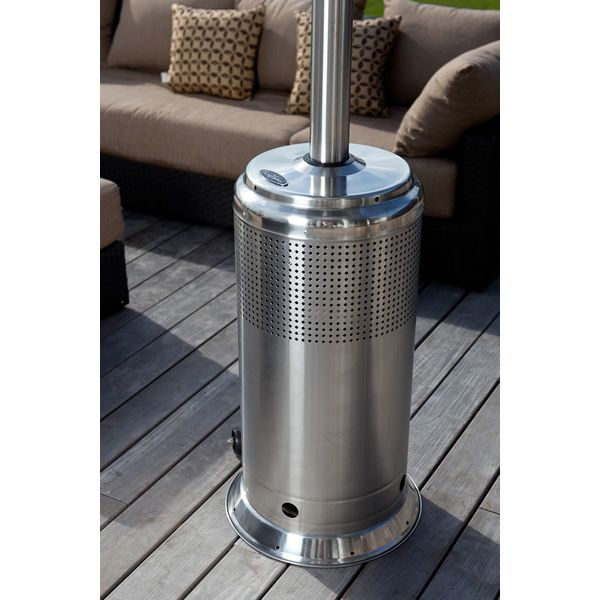 Fire Sense Stainless Steel Pro Series Patio Heater image number 2