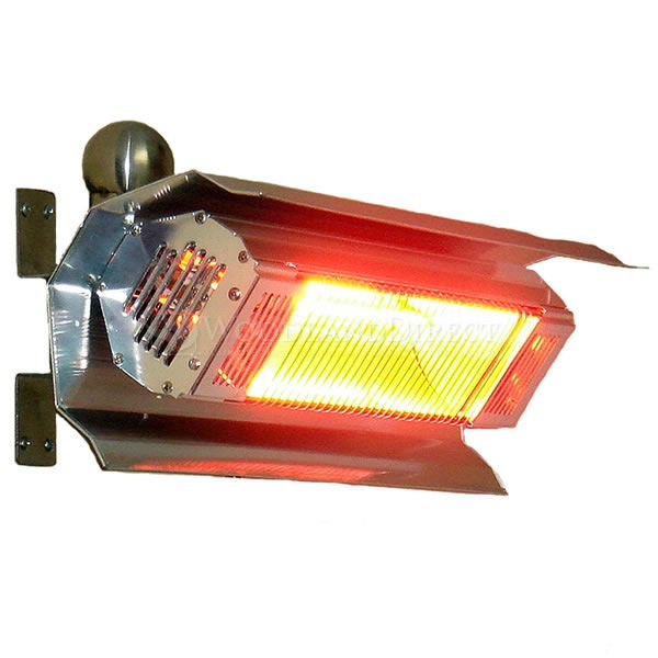 Fire Sense Wall Mounted Infrared Patio Heater image number 0