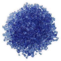 """Firegear Cobalt Reflective Fireglass 1/2"""" - 3/4"""""""