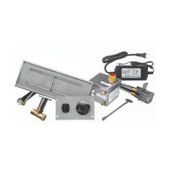 "Firegear 42""x14"" SS Drop-In H-Burner System - Electronic"