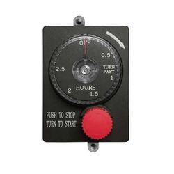 Firegear Timer/Emergency Stop