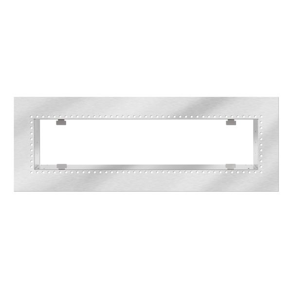 "Flush Mount Plaster Frame for 61-1/4"" Infratech Dual Heater image number 0"