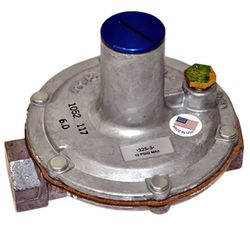 HPC Gas Pressure Regulator - 150k BTU