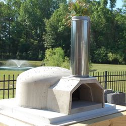 FlameCraft Wood Fire Pizza Oven