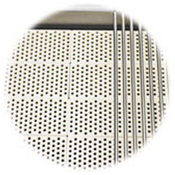 Flare Busters Flat Ceramic for P4 Gas BBQ Grills image number 0