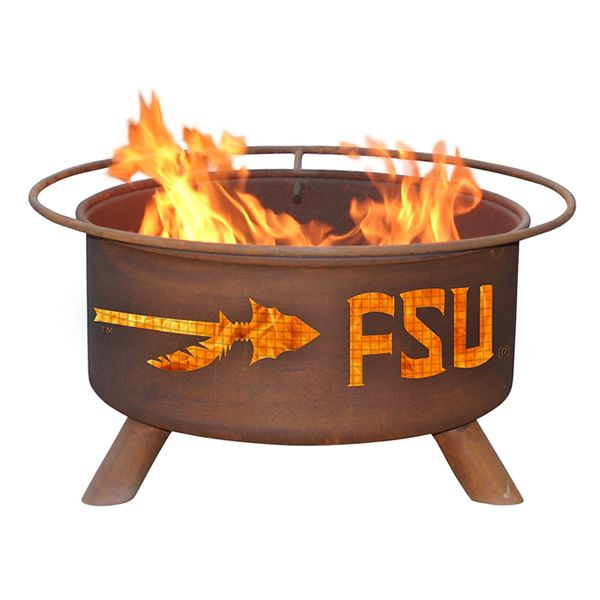 Florida State Fire Pit image number 0