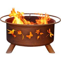 Flower & Garden Fire Pit
