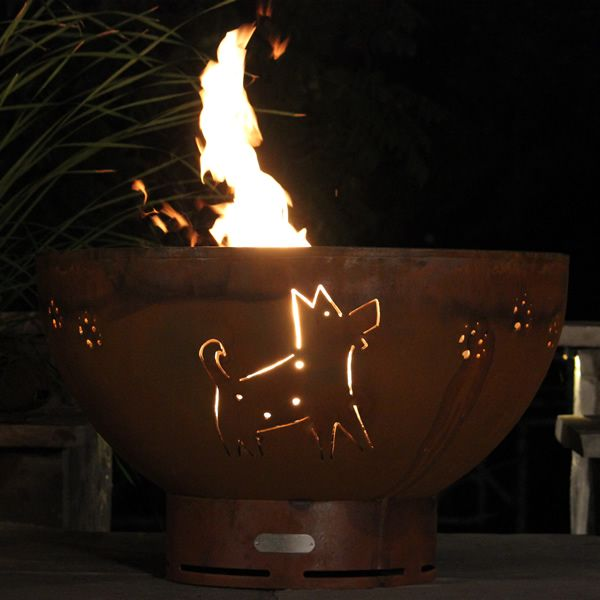 Funky Dog Gas Fire Pit image number 2